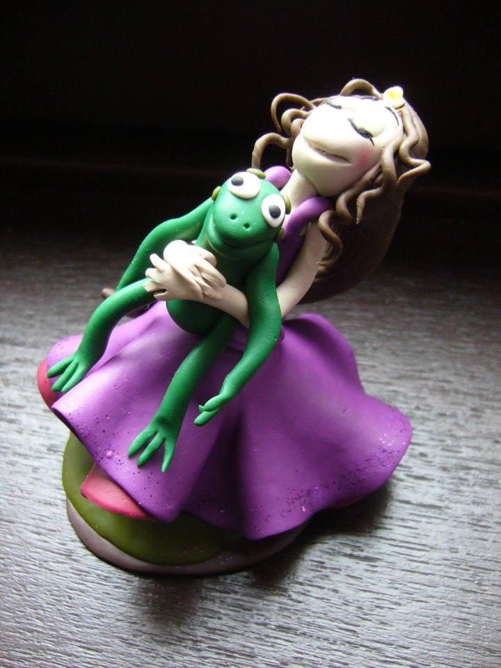 Prinses met kikker